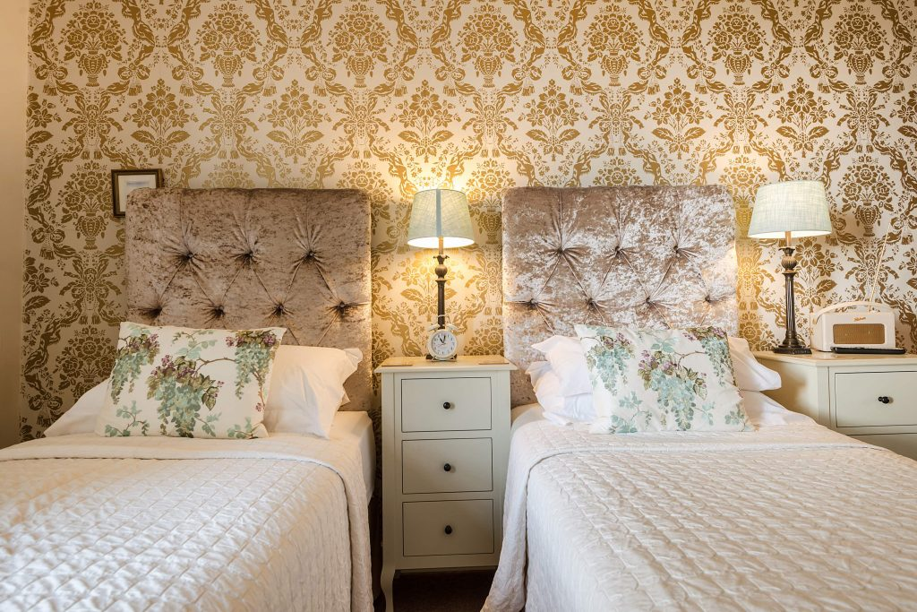 Cundall Lodge Farm North Yorkshire bedroom