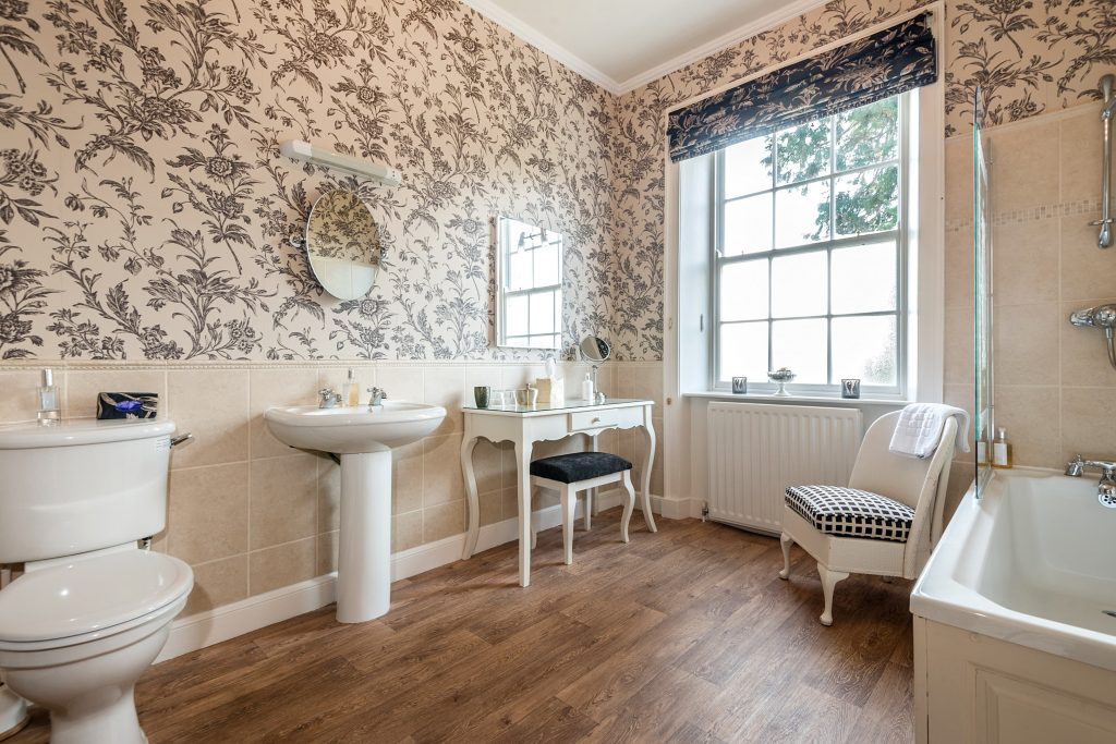 Cundall Lodge Farm North Yorkshire bathroom