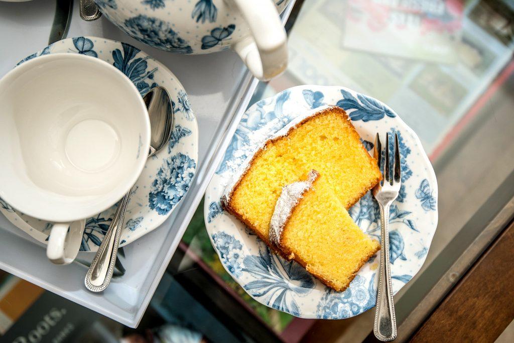 Cundall Lodge Farm North Yorkshire cake
