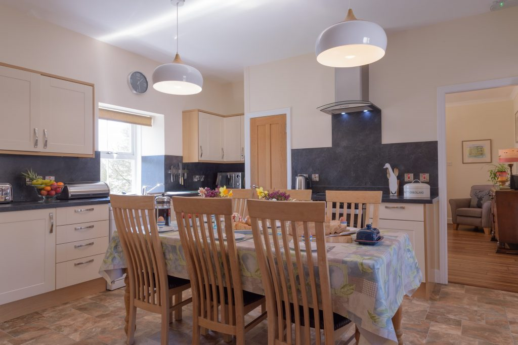 Abbotsway Cottage kitchen Orroland Supercontrol
