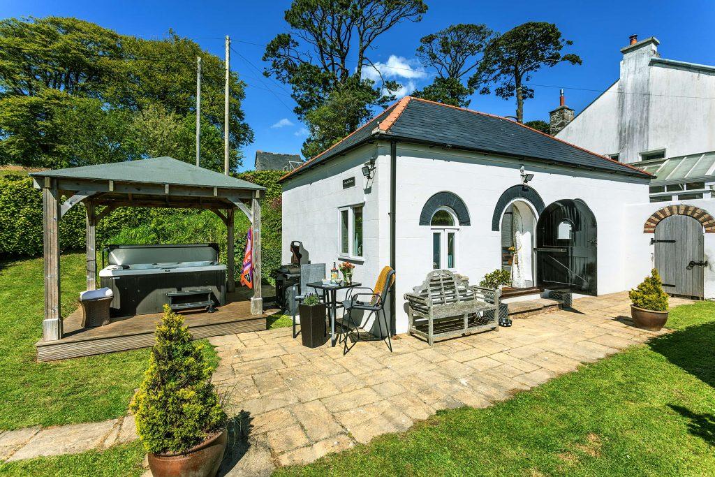Kernock Cottages exterior