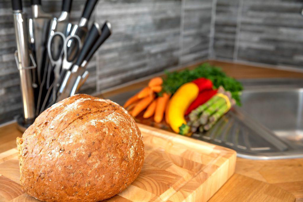 Kernock Cottages bread