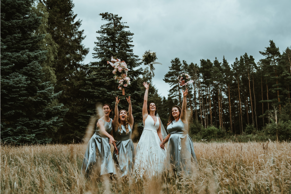 Hosting weddings at your holiday cottage | ACT Studios