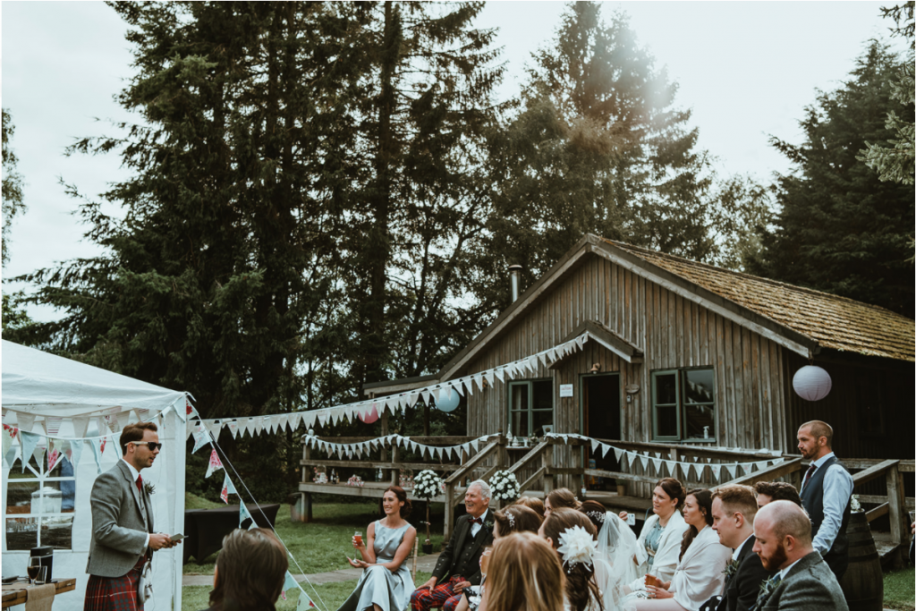 Weddings at Woodend of Glassel | ACT Studios