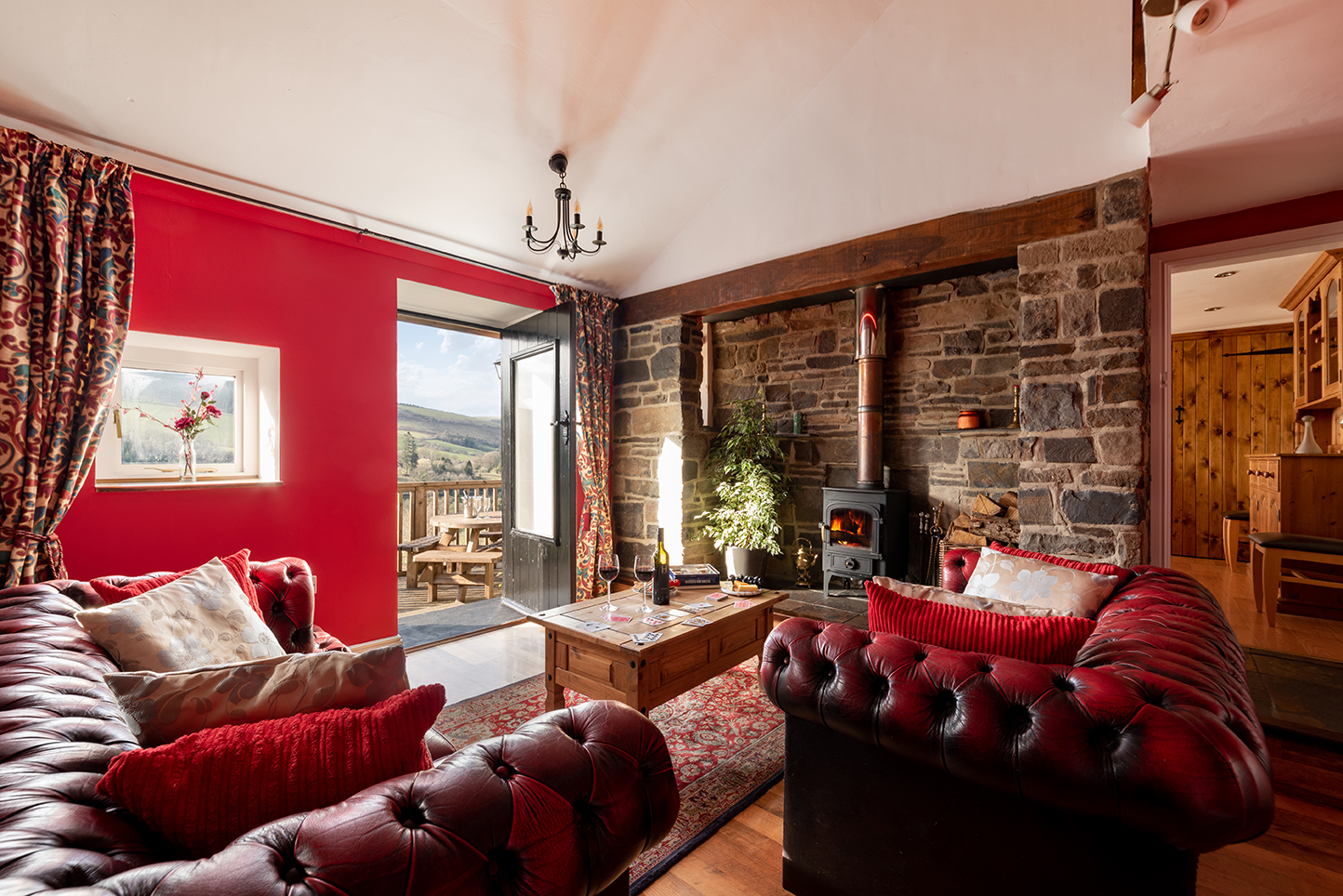 Holiday accommodation professional photography, website and marketing services by ACT Studios